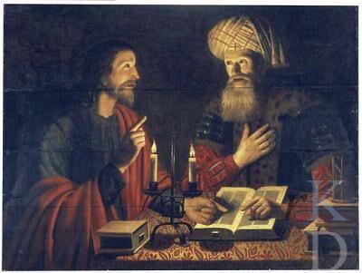 Nieuwe geboorte - Geloof peinture ...