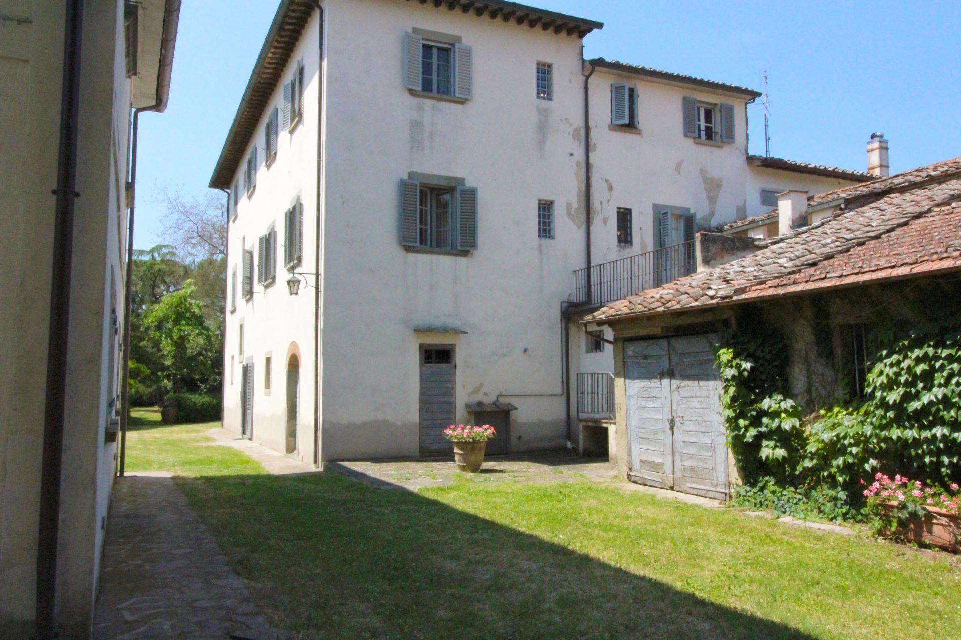 Kleurrijke Deense Villa : Villa gherardo slaapplaatsen in slaapkamers arezzo