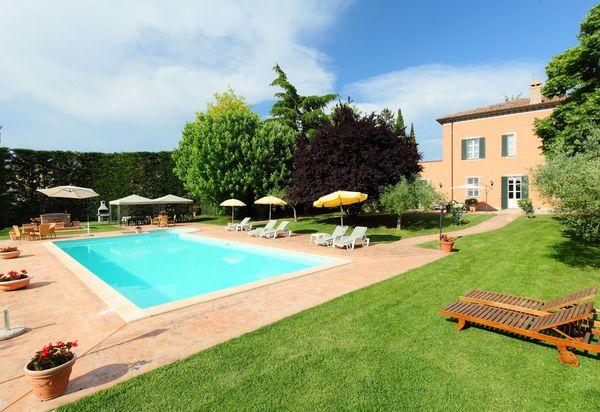 Luxe villa s met zwembad in umbrië luxe vakantiehuizen met