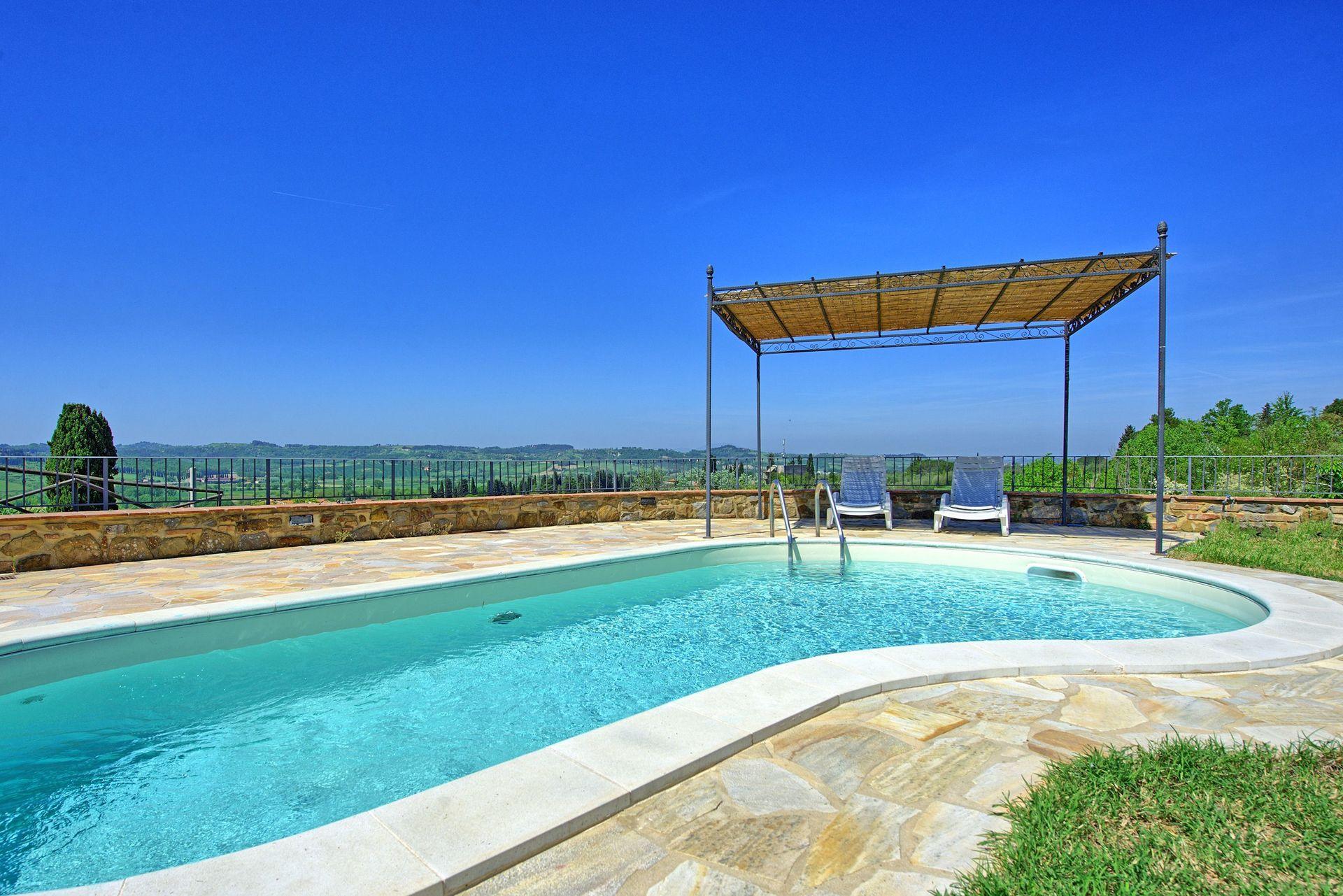Zwembad Op Balkon : Vakantiehuis in rojales met balkon en solarium bij zwembad