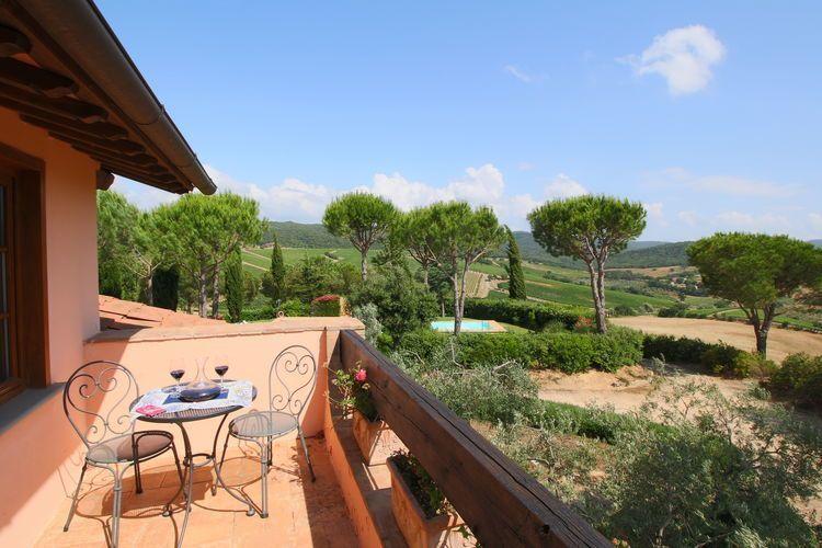 Balkon Met Jacuzzi : Villa maremma 12 slaapplaatsen in 6 slaapkamers grosseto